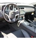 chevrolet camaro 2012 red ss gasoline 8 cylinders rear wheel drive 6 spd auto 6 mths onstar 77090
