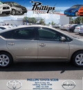 toyota prius 2008 beige hatchback base hybrid 4 cylinders front wheel drive automatic 34788