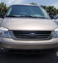 ford freestar 2004 beige van ses gasoline 6 cylinders front wheel drive automatic 34788