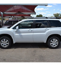 mitsubishi endeavor 2011 off white ls gasoline 6 cylinders front wheel drive automatic 76903