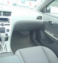 chevrolet malibu 2009 white sedan ls gasoline 4 cylinders front wheel drive automatic 98674
