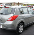 nissan versa 2011 hatchback gasoline 4 cylinders front wheel drive not specified 47130