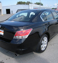 honda accord 2009 black sedan ex gasoline 4 cylinders front wheel drive automatic 46219