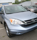 honda cr v 2011 blue suv gasoline 4 cylinders front wheel drive automatic 46219