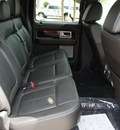 ford f 150 2011 gray fx4 flex fuel 8 cylinders 4 wheel drive automatic 76205