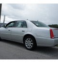 cadillac dts 2009 lt  gray sedan gasoline 8 cylinders front wheel drive automatic 33870
