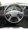 chevrolet silverado 1500 2004 silver pickup truck ls gasoline 8 cylinders rear wheel drive automatic 33870