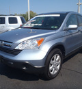 honda cr v 2008 blue suv ex l gasoline 4 cylinders all whee drive 5 speed automatic 44410