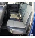 dodge ram pickup 1500 2009 blue pickup truck st gasoline 6 cylinders 2 wheel drive automatic 77388
