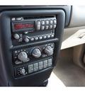 pontiac montana 2004 blue black van montanavision gasoline 6 cylinders front wheel drive 4 speed automatic 07724