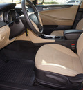 hyundai sonata 2011 red sedan gls gasoline 4 cylinders front wheel drive automatic 76018