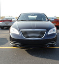 chrysler 200 2012 black sedan limited gasoline 4 cylinders front wheel drive shiftable automatic 60915