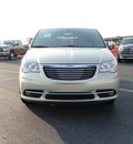 chrysler town and country 2012 white van touring l flex fuel 6 cylinders front wheel drive shiftable automatic 60915