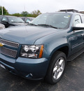 chevrolet avalanche 2012 blue suv lt flex fuel 8 cylinders 4 wheel drive automatic 60007