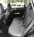 subaru forester 2010 obsidian black suv 2 5x limited gasoline 4 cylinders all whee drive automatic 07701