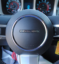 chevrolet camaro 2010 black coupe ss gasoline 8 cylinders rear wheel drive shiftable automatic 27591