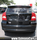 dodge caliber 2007 blk hatchback caliber gasoline 4 cylinders front wheel drive not specified 33912