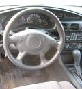 pontiac grand prix 2001 silver sedan gt gasoline v6 front wheel drive automatic 45840