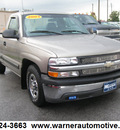 chevrolet silverado 1500 2001 lt  gray pickup truck gasoline 6 cylinders rear wheel drive automatic 45840