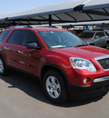 gmc acadia 2012 crystal re suv sle gasoline 6 cylinders front wheel drive automatic 76087