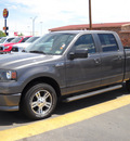ford f 150 2008 gray styleside flex fuel 8 cylinders 2 wheel drive automatic 79925