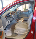 buick enclave 2012 red leather gasoline 6 cylinders front wheel drive automatic 28557