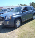 gmc terrain 2012 blue suv slt 1 flex fuel 4 cylinders front wheel drive automatic 28557