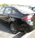 ford focus 2010 black sedan ses gasoline 4 cylinders front wheel drive automatic 34474