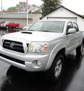 toyota tacoma 2005 silver prerunner v6 gasoline 6 cylinders rear wheel drive automatic 45005