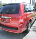 chrysler town and country 2010 red van lx flex fuel 6 cylinders front wheel drive automatic 32783