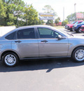 ford focus 2011 gray sedan se gasoline 4 cylinders front wheel drive automatic 32401