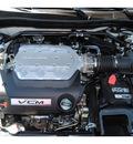 honda accord 2009 white sedan ex l v6 gasoline 6 cylinders front wheel drive automatic 91761