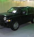 jeep patriot 2010 black suv sport gasoline 4 cylinders 2 wheel drive automatic 44883