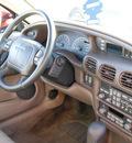 pontiac grand prix 2000 red sedan gt gasoline v6 front wheel drive automatic 60115