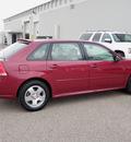chevrolet malibu maxx 2005 sport red hatchback lt gasoline 6 cylinders front wheel drive automatic 56001