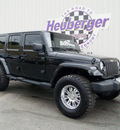 jeep wrangler 2010 black clearcoat suv unlimited sahara gasoline 6 cylinders 4 wheel drive automatic 80905