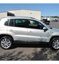 volkswagen tiguan 2010 gold suv wolfsburg 4motion gasoline 4 cylinders all whee drive automatic 98226
