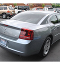 dodge charger 2006 gray sedan rt gasoline 8 cylinders rear wheel drive shiftable automatic 98032