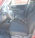 suzuki sx4 crossover 2012 crimson red met suv gasoline 4 cylinders all whee drive automatic 99208
