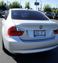 bmw 325i 2006 silver sedan gasoline 6 cylinders rear wheel drive automatic 98371