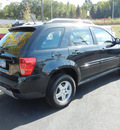 pontiac torrent 2009 black suv base gasoline 6 cylinders front wheel drive 5 speed automatic 55391