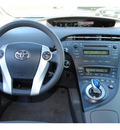 toyota prius 2010 white hatchback ii hybrid 4 cylinders front wheel drive cont  variable trans  91761