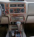 mitsubishi montero sport 1999 green suv ltd 4wd gasoline 6 cylinders 4 wheel drive automatic with overdrive 56001