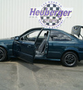 honda civic 1996 green coupe ex 4 cylinders automatic 80905