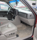 chevrolet suburban 1500 2003 red suv flex fuel 8 cylinders 4 wheel drive automatic 13502