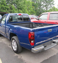 gmc canyon 2010 blue gasoline 4 cylinders 2 wheel drive automatic 13502