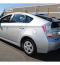 toyota prius 2010 silver hatchback ii hybrid 4 cylinders front wheel drive cont  variable trans  91761