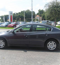 nissan altima 2009 gray sedan s gasoline 4 cylinders front wheel drive automatic 33884