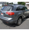 acura mdx 2009 gray suv w tech gasoline 6 cylinders all whee drive automatic 07044