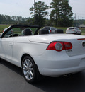 volkswagen eos 2008 white gasoline 4 cylinders front wheel drive automatic 27330